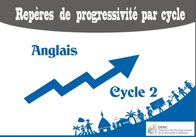 Couverture anglais cycle 2
