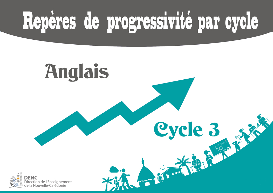 Couverture anglais cycle 3